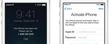 Can an iCloud lock be removed?