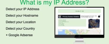 Can someone detect my IP address?