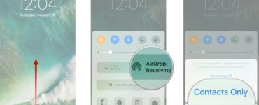 Can you AirDrop all photos from iPhone to iPhone?