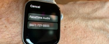 Can you FaceTime on Apple Watch?