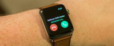 Can you answer calls on Apple Watch Series 3?