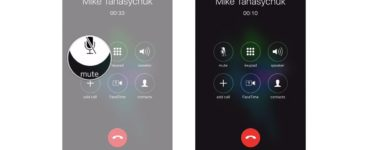 Can you override the mute button on iPhone?