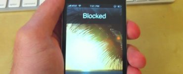 Can you unmask a blocked call?