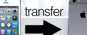 Do apps transfer to new iPhone?