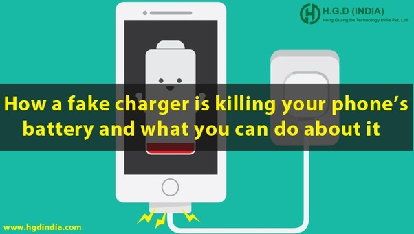Do fake iPhone Chargers ruin your battery?