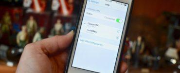 Does Apple have built in VPN?