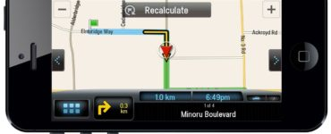 Does an iPhone GPS work without a service?