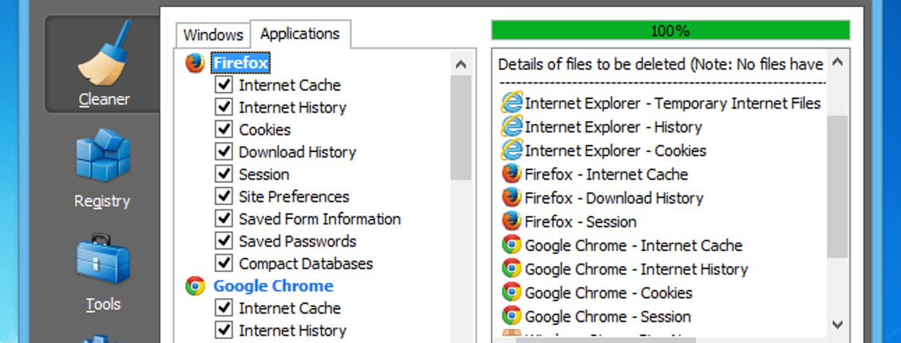 Does clearing history delete everything?