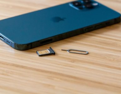 Does iPhone 12 have a SIM card?