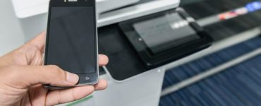 How can I send a fax from my cell phone?
