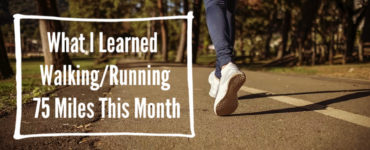 How can I track my walking miles?