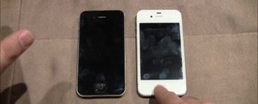 How can you tell if it is an iPhone 4 or 4S?