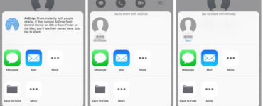 How do I AirDrop all contacts from iPhone to iPhone?