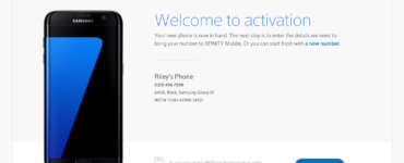 How do I activate my new phone?