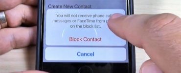 How do I block unwanted text Messages?