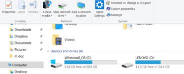 How do I change screenshot settings?
