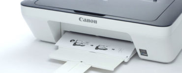 How do I connect my phone to my Canon printer?