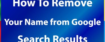 How do I delete Google search results?