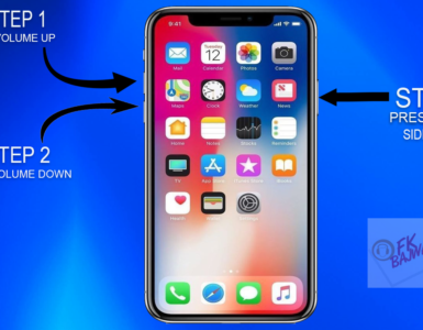 How do I force my iPhone to turn on?
