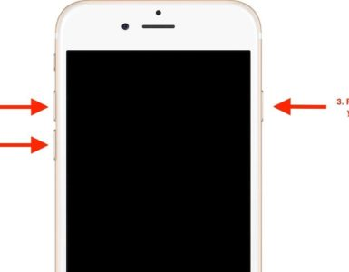 How do I force restart my iPhone 11 without sliding?