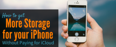 How do I get more iCloud storage without buying it?