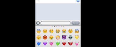 How do I get the new Emojis on my iPhone 6 2020?