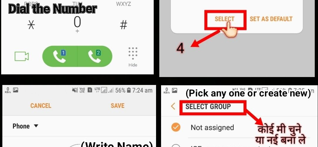How do I hide my mobile number?