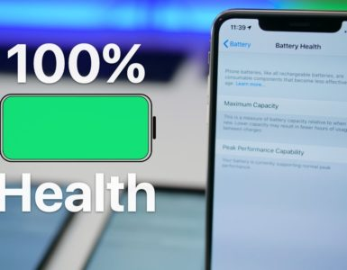 How do I keep my battery at 100%?