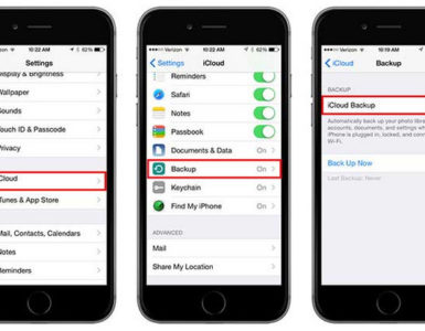 How do I sync my old iPhone to my new iPhone?