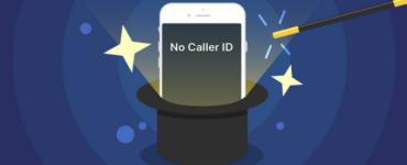 How do I unmask No caller ID?