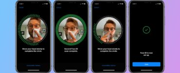 How do I use Face ID on iPhone 12?