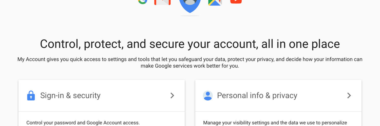 How do I view my Google purchase history?