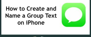 How do you create a group for texting?