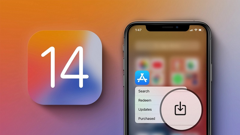 How do you download GIFs on iOS 14?
