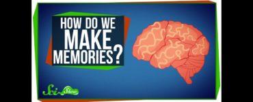 How do you make memories?