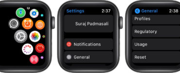 How do you reset a locked Apple watch without paired phone?