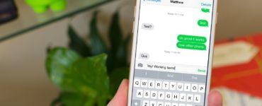 How do you send a balloon on iPhone 6?