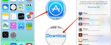 How do you stop an app from Redownloading?