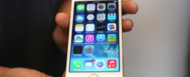 How much did an iPhone 5s cost?