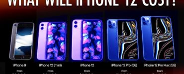 How much does an iPhone 12 cost?