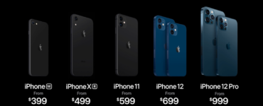 How much is a iPhone 12 Pro?