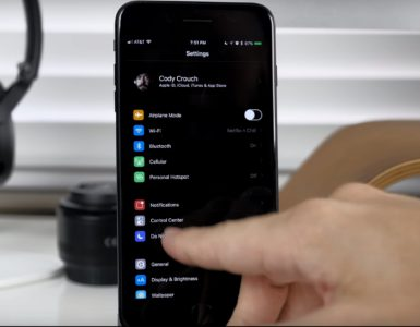 Is Dark Mode available on iPhone?