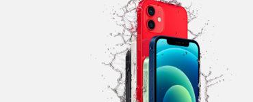 Is iPhone 12 Waterproof Apple?