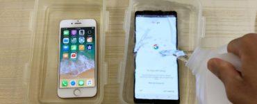 Is iPhone XS waterproof?
