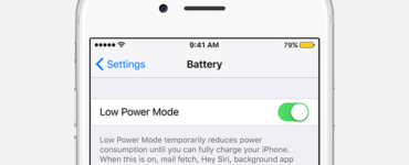 Is it bad to charge your phone on low power mode?
