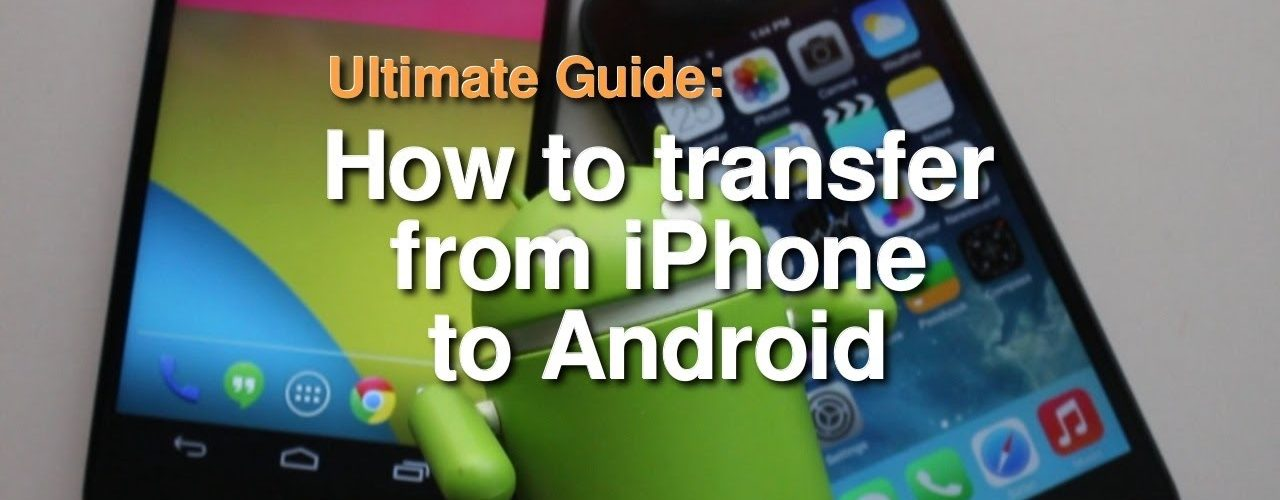 Is it easy to transfer from Android to iPhone?