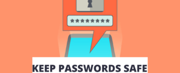 Is it safe to keep passwords in notes?