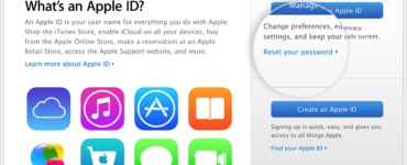 Is my iCloud password the same as my Apple ID?