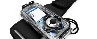 Is the 7th gen iPod waterproof?