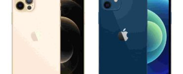 Is the iPhone 12 and 13 the same size?